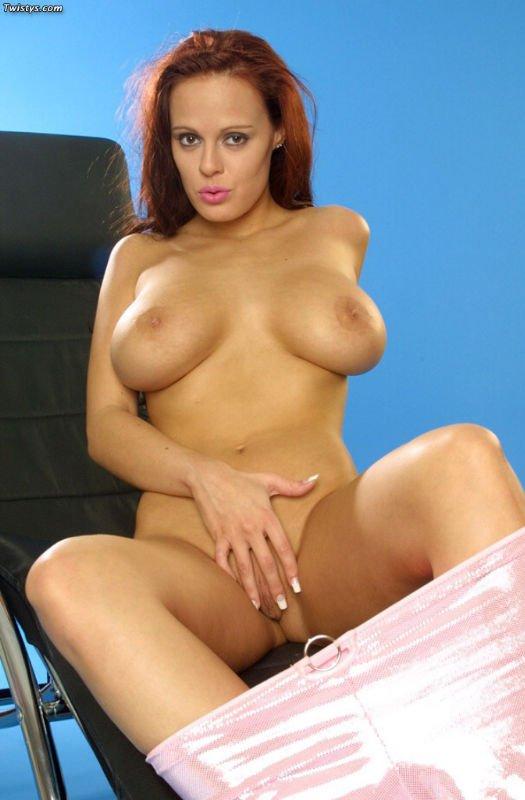 Free ones redhead big tits